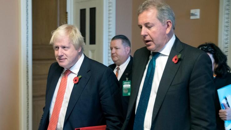 Krytykował administrację Trumpa. Brytyjski ambasador w USA podał się do dymisji