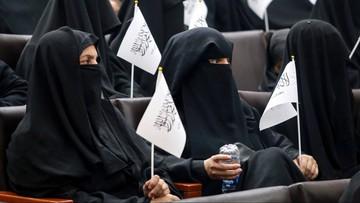 """Talibowie zdecydowali ws. nauki kobiet. """"Nasz stosunek się zmienił"""""""