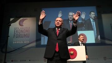 Erdogan: Turcja nie poradzi sobie z kolejną falą syryjskich migrantów