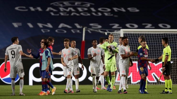 Piłkarze Bayernu Monachium zaskoczeni rozstrzygnięciem starcia Olympique Lyon z Manchesterem City
