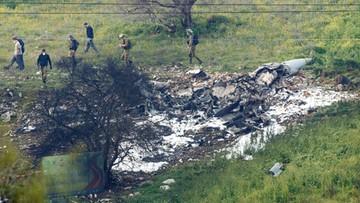 Izrael: myśliwiec F-16 został zniszczony przez syryjską obronę przeciwlotniczą