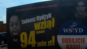 O. Rydzyk: wrogów Kościoła i Polski denerwuje to, że mamy głos; nie dostaliśmy prezentów od PiS