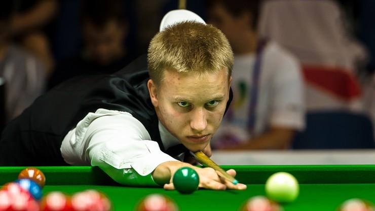 Filipiak odpadł z kwalifikacji do mistrzostw świata w snookerze i... zakończył karierę