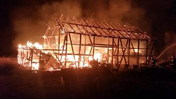 Podolsztyńska wieś poluje na podpalacza. Instaluje monitoring i lepsze oświetlenie