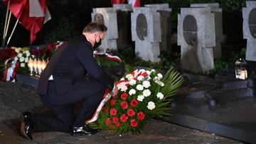 Prezydent: 81 lat temu wybuchła wojna przeciw Polsce