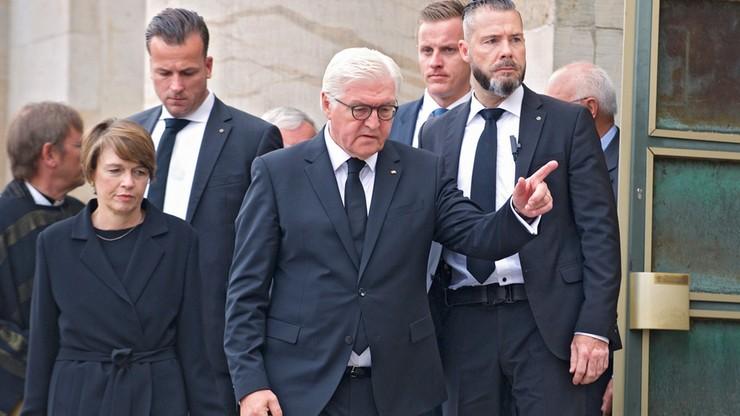 Prezydent Niemiec: nie możemy znosić tego, że nacjonalistyczne myśli pojawiają się znów w politycznych przemówieniach