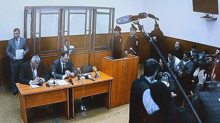 Adwokat: Sawczenko w stanie krytycznym