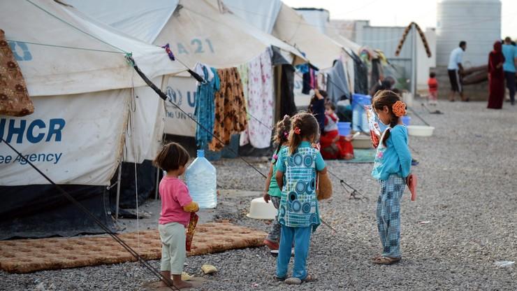 Powstaje obóz dla uchodźców z Mosulu. Z miasta może uciec do 400 tys. osób