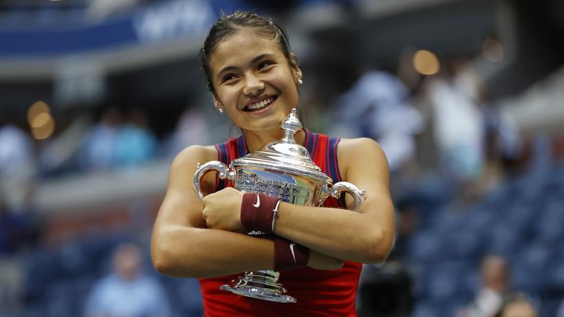 US Open: 19-latka z pierwszym tytułem wielkoszlemowym