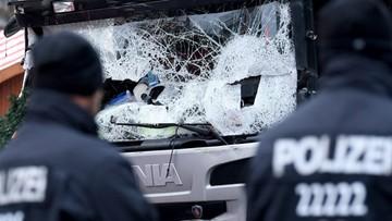 Właścicielowi ciężarówki użytej do zamachu w Berlinie grozi bankructwo