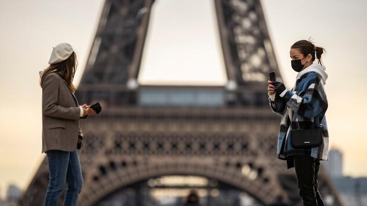 """Francja rozważa wprowadzenie """"bardzo ścisłego"""" lockdownu"""