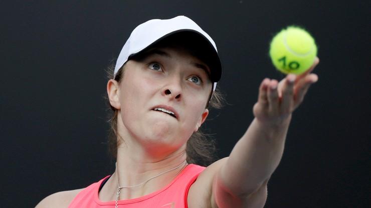 Australian Open: Iga Świątek odprawiła znaną rywalkę