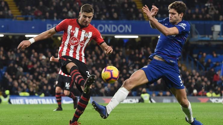 Premier League: Udany mecz Bednarka z Chelsea. Strzelanina w Bournemouth
