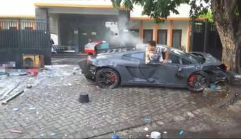 Lamborghini ścigało się z ferrari. 1 osoba nie żyje