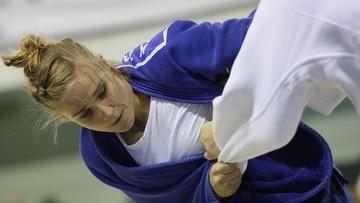 Grand Slam w judo: Polka odpadła w 1/8 finału