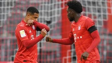 Bundesliga: Bayern wygrał bez Lewandowskiego. Występy Piszczka i Gumnego