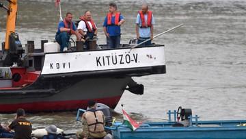 Kapitan statku, który staranował inny na Dunaju uczestniczył wcześniej w wypadku