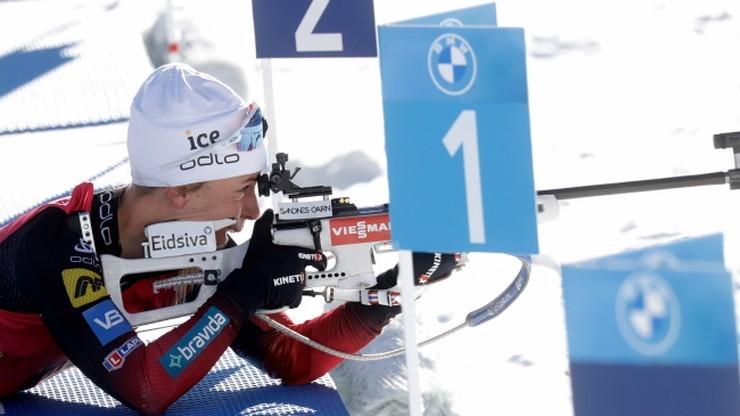 PŚ w biathlonie: Tiril Eckhoff wygrała sprint w Novym Mescie. Polki daleko