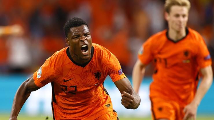 """Euro 2020: Holandia - Ukraina. Co za mecz! Zwycięstwo """"Oranje"""" po dramatycznej końcówce"""