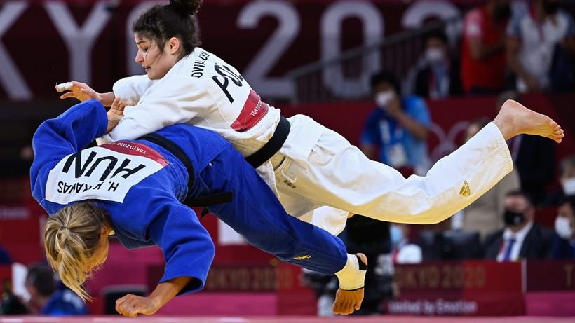 Tokio 2020: Judoczka Julia Kowalczyk wygrała w pierwszej rundzie