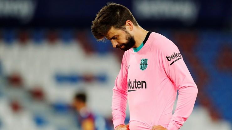 La Liga: Wpadka Barcelony w walce o mistrzostwo Hiszpanii