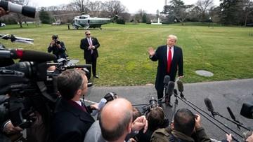 Trump: nadszedł czas, by uznać, że Wzgórza Golan należą do Izraela. Netanjahu: dziękuję