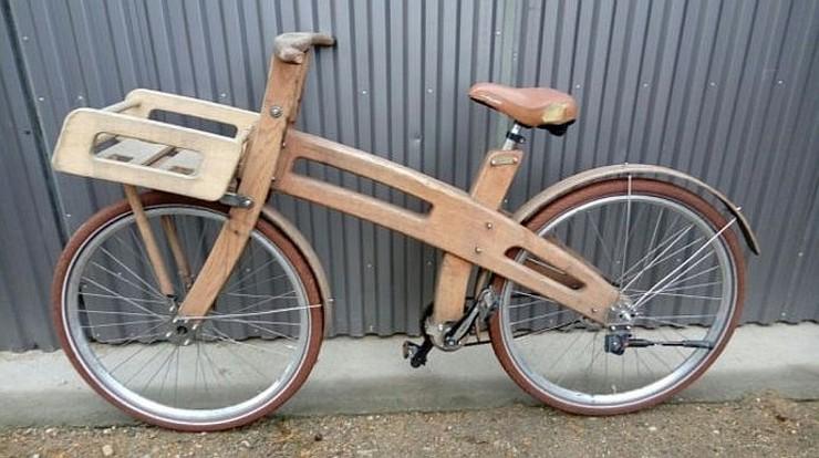 Artysta zażartował z urzędnika, odzyskał skradziony rower. Wystawiono go na sprzedaż w Polsce