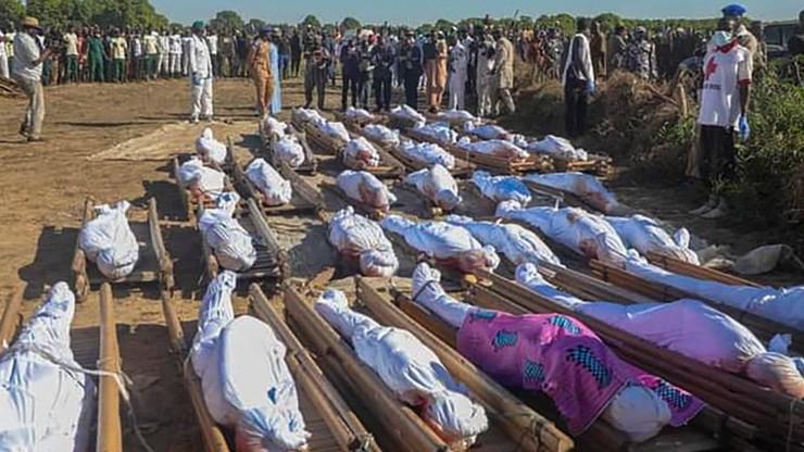 Atak na rolników pracujących w polu. Zginęło ponad 100 osób