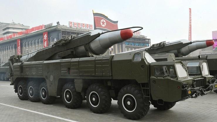 Korea Płn. wystrzeliła dwie rakiety średniego zasięgu
