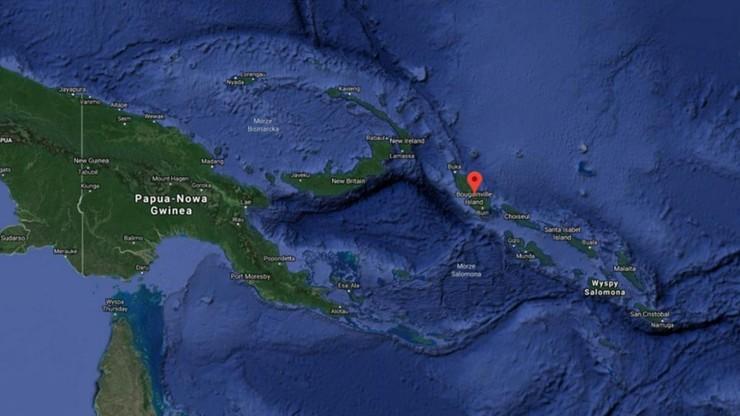 Papua Nowa Gwinea: wyspa Bougainville'a opowiedziała się za niepodległością