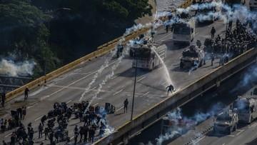 Wenezuela: już 60 ofiar starć przeciwników rządu z policją