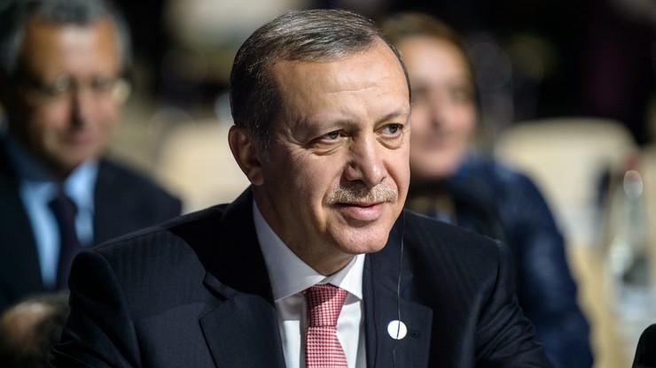 Erdogan: Turcja będzie cierpliwa, zanim podejmie kroki wobec Rosji