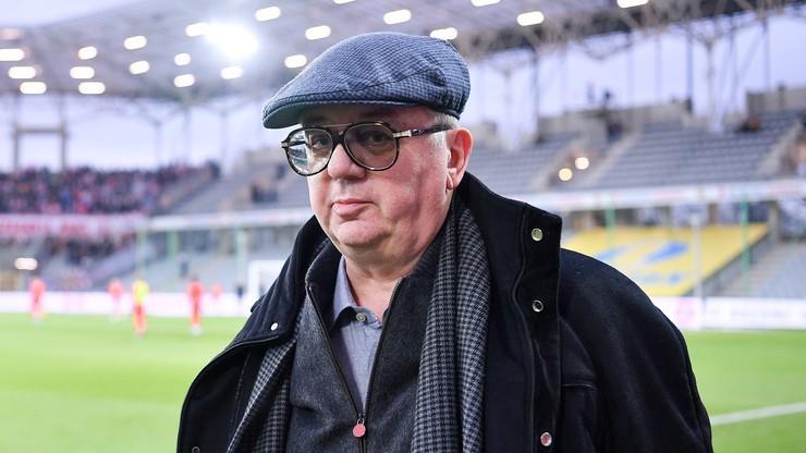 Łagodne kary dla prezesów Cracovii za obrażanie Daniela Stefańskiego