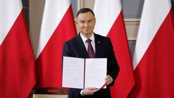 Prezydent podpisał ustawę metropolitalną dla woj. śląskiego