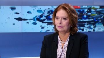 Kidawa-Błońska: Jan Grabiec powinien zareagować w Legionowie