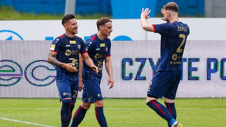 Fortuna 1 Liga: Arcyważna wygrana Odry! Gol w samej końcówce