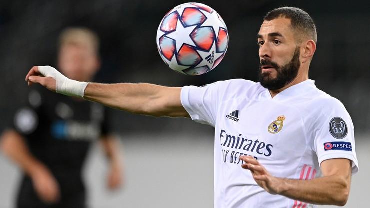 Liga Mistrzów: Karim Benzema goni Roberta Lewandowskiego