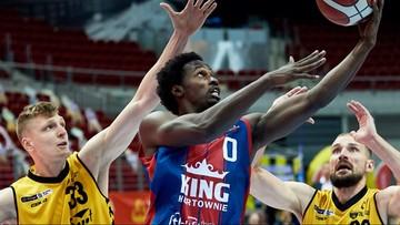 EBL: King Szczecin w siódemkę pokonał Trefla