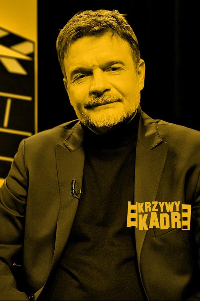 """2021-01-22 """"Krzywy kadr"""": Igor Brejdygant o bohaterach serialu """"Rysa"""""""