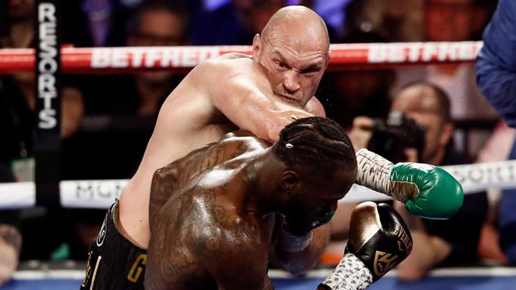 Fury zdeklasował Wildera na kartach punktowych