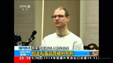 Kanadyjczyk skazany na śmierć w Chinach. Miał stać za przemytem narkotyków