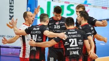 PlusLiga: Asseco Resovia pokonała Cuprum Lublin