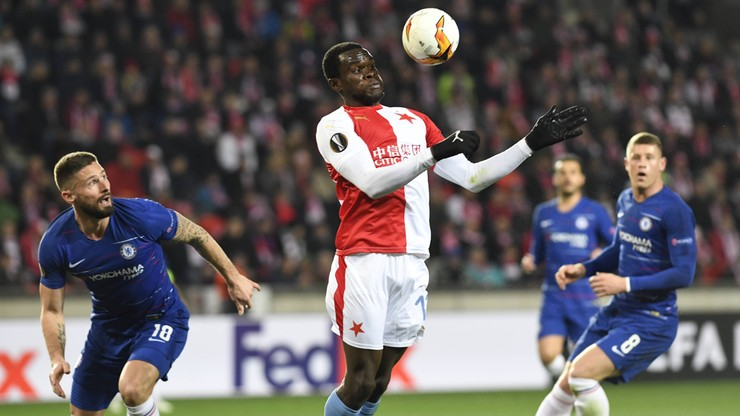 Liga Europy: Chelsea FC - Slavia Praga. Transmisja w Polsacie Sport Premium 2