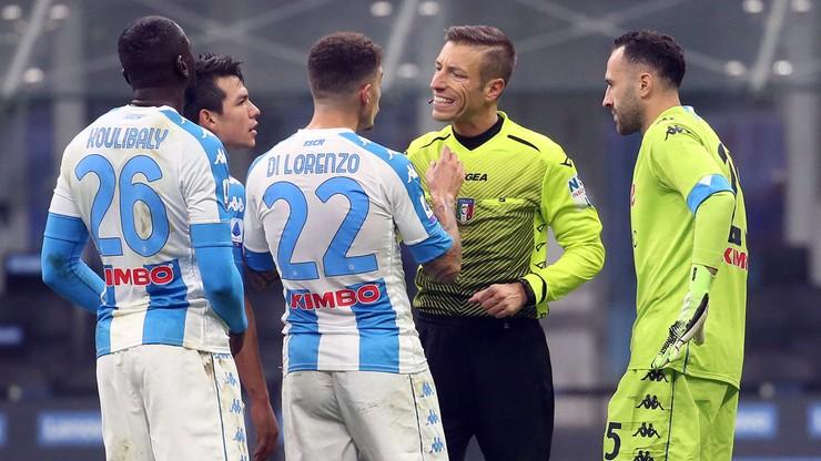 Porażka Napoli z Interem. AC Milan tylko zremisował z Genoą