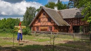 Najpiękniejszy skansen w Polsce