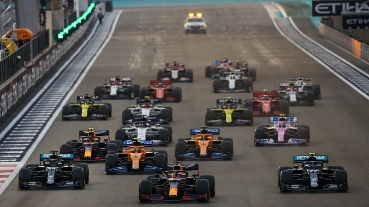 Formuła 1: Zimowe testy na torze w Bahrajnie