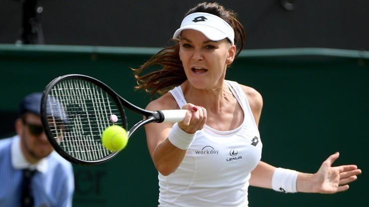 WTA w Cincinnati: Znamy potencjalną rywalkę Radwańskiej w drugiej rundzie