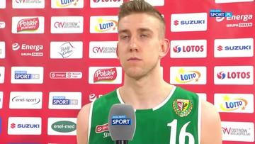 Mateusz Szlachetka: Ciągle wierzymy w trzecie miejsce