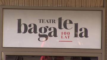 Dyrektor Teatru Bagatela usłyszał prokuratorskie zarzuty