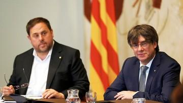 Referendum niepodległościowe w Katalonii zorganizują wolontariusze